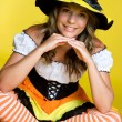 Halloween Witch — Stock Photo #3796017