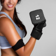 Fit Woman — Stock Photo