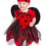 Baby Halloween Costume — Stock Photo