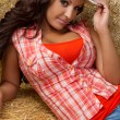 Country Girl — Stockfoto