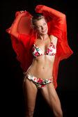 Bikini Woman — Stock Photo