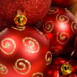 Background of christmas balls — Stock Photo #2762002
