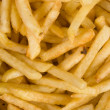 Background of French fries - Stock Photo