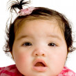 Four months old baby — Stock Photo #2765665