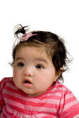 Four months old baby — Stock Photo