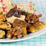 Cookies and Treats closeup — Stock Photo #3263060