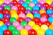 Lots of gum balls — Stock Photo