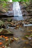 Sherman Falls With Creek — Stock Photo