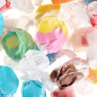 Lots of salt water taffy - Stock Photo
