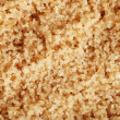 Macro brown sugar - Foto Stock