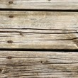 Stock Photo: Old weathered wooden boards