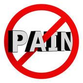Don't pain — Stock Photo