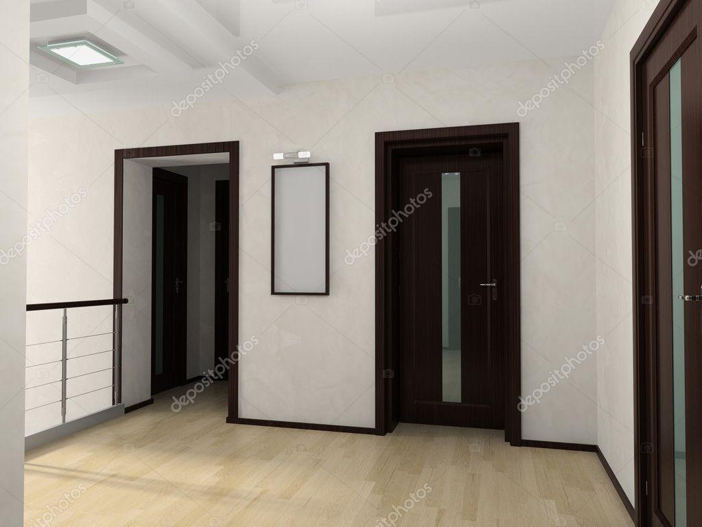 Дизайн дверей и ламината