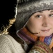 Winter girl — Stock Photo #2706092
