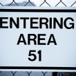 Area 51 — Stock Photo #2755254