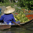 Floating market 2 — Stock Photo