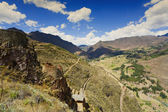 Sacred Valley — Stock Photo