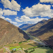 Urubamba River — Stock Photo