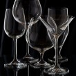 Stock Photo: Glassware