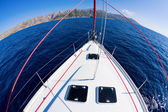 Sailing adventure — Foto de Stock