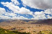 Cusco overlook — Stock Photo