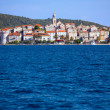 Korcula - Stok fotoraf