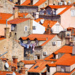 Roofs of Dubrovnik — Stock fotografie