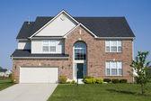 Casa suburbana — Foto Stock