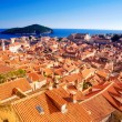 Roofs of Dubrovnik — Stock Photo #3350536