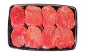 Steaks — Stockfoto