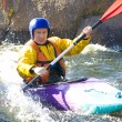 kayaker — Stock Photo #2832701