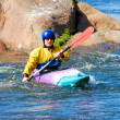 kayaker — Stock Photo #2832785