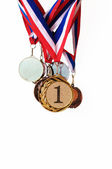 Sports medals — Stock fotografie