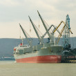 The sea ship — Stock Photo