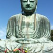 Big budda - Stock Photo