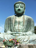 Big budda — Stock Photo