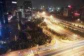 Night beijing — Stock Photo