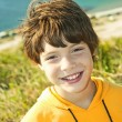 Smiling boy — Stock Photo #3913024