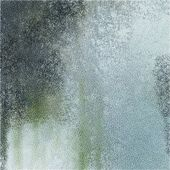 Blue streak rainy watercolor wash — Stock Photo