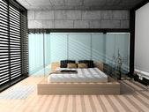 Slaapkamer — Stockfoto
