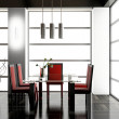 Dining room — Stock Photo #3386511