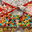 Colorful Candy Assortment — Stockfoto