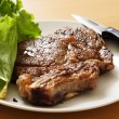 Ribeye steak — Stock Photo #3721348