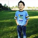 Cute kid — Stock Photo #3721461