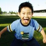 Funny boy — Stock Photo