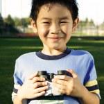 Happy boy — Stock Photo #3721487