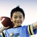 Sporty boy — Stock Photo #3721491