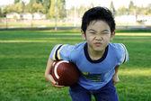 Sportliche junge — Stockfoto