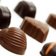 Chocolates — Stock Photo #3734590