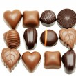 chocolates — Foto Stock #3734596